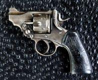 Pistola de Ingleses 455 Imagens de Stock