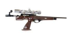 Pistola de la acción del perno Fotografía de archivo libre de regalías