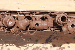Pistola del centro del muro laterale (SWC) Immagini Stock