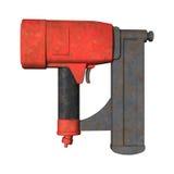 Pistola del chiodo Fotografie Stock Libere da Diritti