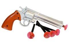 Pistola del dardo Fotografia Stock Libera da Diritti