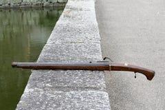 Pistola del Firelock Immagini Stock Libere da Diritti
