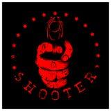 Pistola del rifle libre illustration