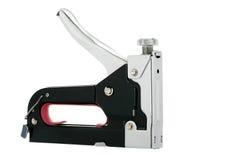 Pistola della graffetta Fotografia Stock
