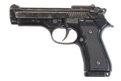 Pistola della mano di Beretta Immagini Stock Libere da Diritti