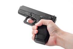 Pistola della pistola Immagini Stock Libere da Diritti