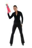Pistola di acqua Fotografie Stock