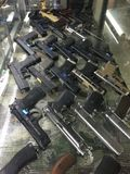 Pistola di Airsoft Immagine Stock