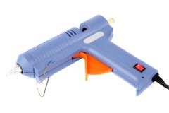 Pistola di colla Fotografia Stock Libera da Diritti