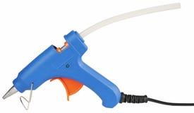 Pistola di colla elettrica Fotografie Stock