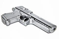 Pistola di plastica del giocattolo Fotografia Stock Libera da Diritti