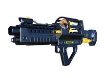 Pistola di radioattività Fotografie Stock Libere da Diritti
