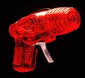 Pistola di raggio 1 Fotografie Stock Libere da Diritti
