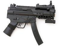 Pistola di Submachine Fotografia Stock Libera da Diritti