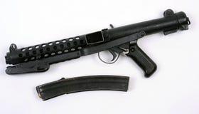Pistola di submachine sterlina Immagini Stock Libere da Diritti