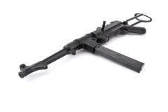 Pistola di submachine tedesca MP40 - era della seconda guerra mondiale Immagini Stock