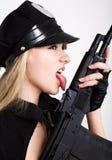 Pistola di Tommy Immagine Stock Libera da Diritti