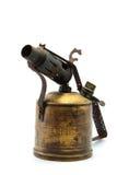 Pistola dorata del fuoco Immagini Stock