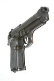 Pistola isolata Fotografie Stock Libere da Diritti