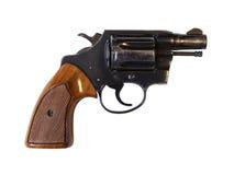Pistola isolata Fotografia Stock Libera da Diritti