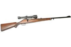 Pistola isolata Immagine Stock Libera da Diritti
