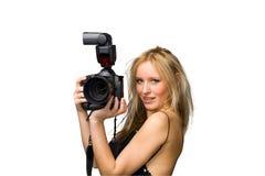 Pistola istantanea Fotografia Stock