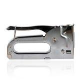 Pistola manuale della graffetta Fotografia Stock