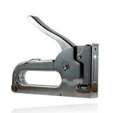 Pistola manuale della graffetta Fotografie Stock Libere da Diritti