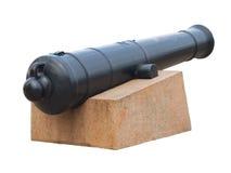 Pistola navale Immagini Stock