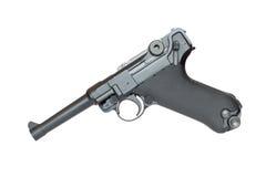 Pistola P08 Imagen de archivo libre de regalías