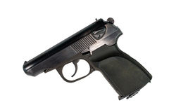 Pistola pneumatica fotografia stock