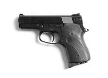 Pistola pneumatica isolata Fotografia Stock Libera da Diritti