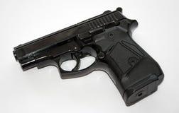 Pistola preta Imagem de Stock