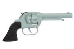 Pistola retro velha do brinquedo Imagem de Stock Royalty Free
