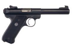 Pistola semiautomática Imagem de Stock Royalty Free