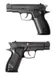 Pistola traumatica di Fort-12r Fotografia Stock Libera da Diritti