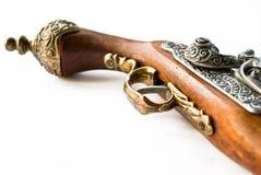 Pistola vieja Fotos de archivo libres de regalías