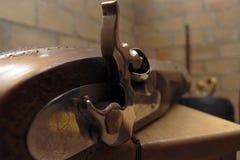 Pistola vieja Imagenes de archivo