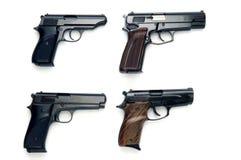 Pistolas Imagen de archivo libre de regalías