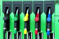 Pistolas del petróleo Imagen de archivo