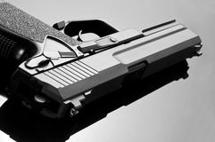 Pistole stockfoto
