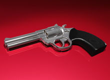 Pistole lizenzfreie abbildung