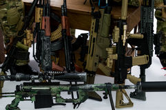 Pistole del soldatino Fotografia Stock Libera da Diritti