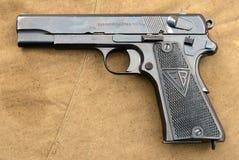 Pistole KRAFT-Probe 35 Lizenzfreie Stockbilder