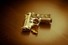 pistolecik Fotografia Royalty Free