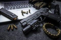 pistolecik Obrazy Royalty Free
