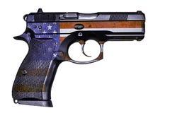 pistolecik zdjęcie royalty free