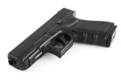 pistolecik strona Zdjęcia Stock
