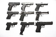 Pistolen Stockbilder