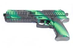Pistolenwaffenspielzeug Lizenzfreies Stockfoto